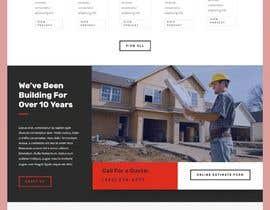 Nro 9 kilpailuun Redesign my website UI/UX käyttäjältä sharifkaiser