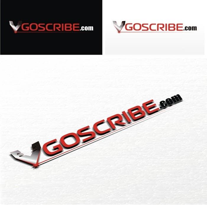 Konkurrenceindlæg #57 for GoScribe Logo