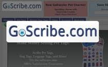 Bài tham dự #7 về Graphic Design cho cuộc thi GoScribe Logo
