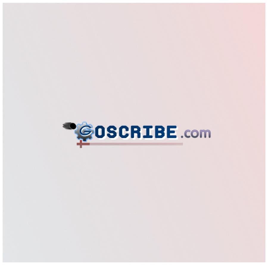 Konkurrenceindlæg #74 for GoScribe Logo