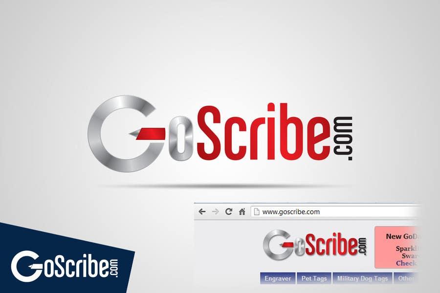 Inscrição nº 52 do Concurso para GoScribe Logo