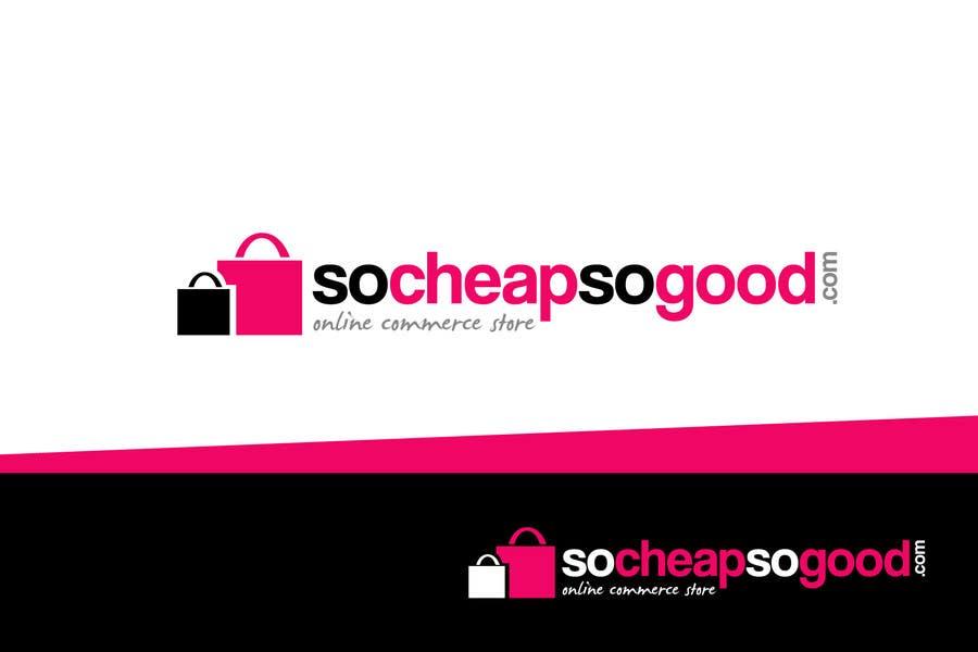 Contest Entry #                                        45                                      for                                         Logo Design for socheapsogood.com