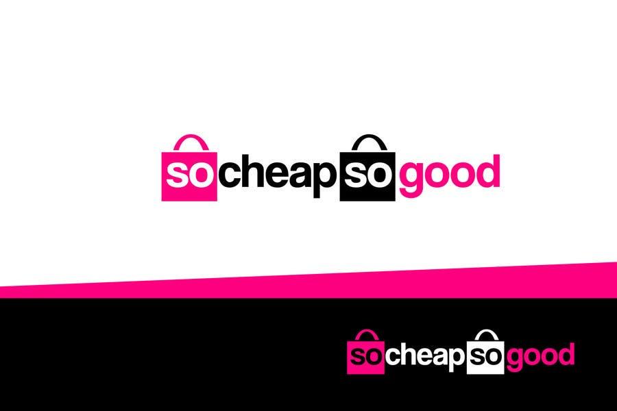 Bài tham dự cuộc thi #                                        64                                      cho                                         Logo Design for socheapsogood.com