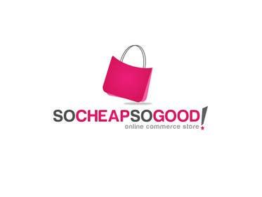 #12 para Logo Design for socheapsogood.com por rraja14