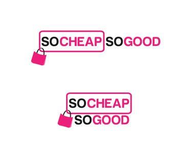#24 para Logo Design for socheapsogood.com por rraja14