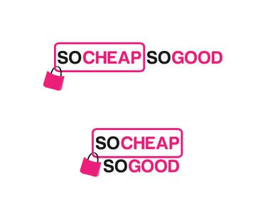 #24 cho Logo Design for socheapsogood.com bởi rraja14