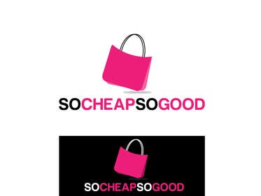 #90 for Logo Design for socheapsogood.com af rraja14
