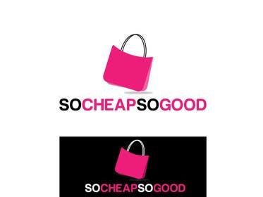 #90 para Logo Design for socheapsogood.com por rraja14