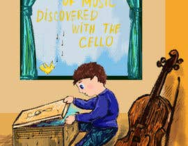 #27 for Cover Page for little children cello sheet music by elenaodbitola9