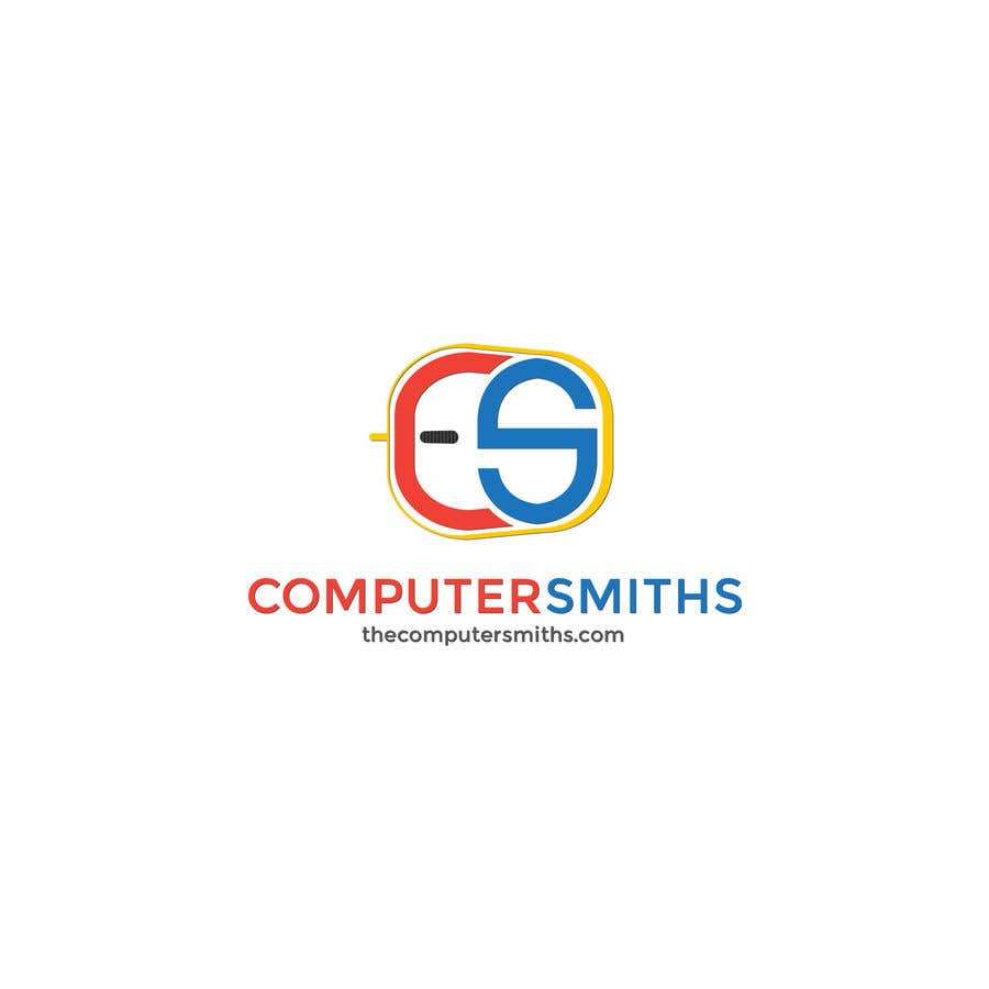 Penyertaan Peraduan #                                        100                                      untuk                                         I'm looking for a logo to be designed for a wordpress website called The Computer Smiths's .com