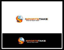 #73 para Logo Design for TheSportsTake.com GUARANTEED PAYOUT por OneTeN110