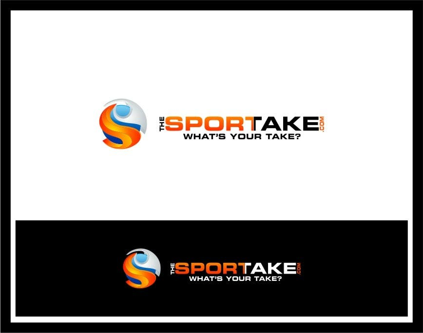 Inscrição nº 74 do Concurso para Logo Design for TheSportsTake.com GUARANTEED PAYOUT