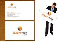 Graphic Design Inscrição do Concurso Nº27 para Logo Design for TheSportsTake.com GUARANTEED PAYOUT