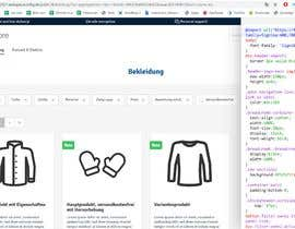 #34 for Build a CSS shop design by codeunderground