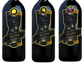 #92 для Mutiny Dinks Brand Design от GraphicsZone12