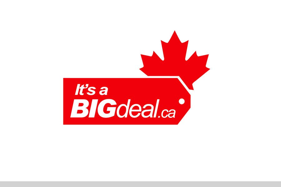#66 for Logo Design for itsaBIGDEAL.ca by smarttaste