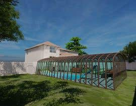 #17 for pool rendering for my house by IhorKozodoy