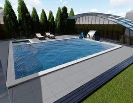 #61 for pool rendering for my house by GhaithYounis