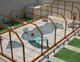 #55 for pool rendering for my house by wilsontiruvalla