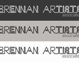 #100 for Design a Logo for Brennan Artists Associates by platovalera