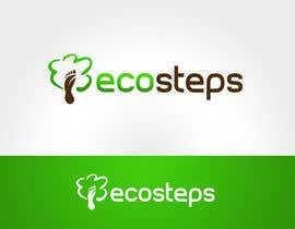 #676 para Logo Design for EcoSteps de Kusza