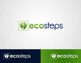 #551 para Logo Design for EcoSteps de themla
