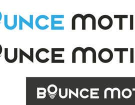 #121 for Design a Logo for Bouncemotion by Kvovtz