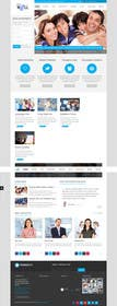 #1 for Design a Website Mockup for an Online Medical Resource by TECHRONYX