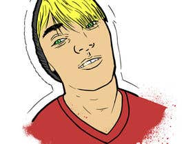 #9 , Head image to graffiti style caricature. 来自 MarekDAZPostulka