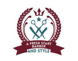 #27 pentru Design a Badge/Logo for Barbershop de către brijwanth