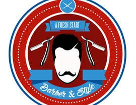 #50 for Design a Badge/Logo for Barbershop by RonRamores