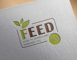 #184 για Design a Logo for 'FEED' - a new food brand and healthy takeaway store από tareqdesigner