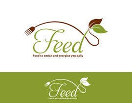 #32 para Design a Logo for 'FEED' - a new food brand and healthy takeaway store por cbarberiu