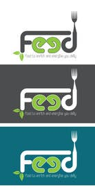 #65 για Design a Logo for 'FEED' - a new food brand and healthy takeaway store από TangaFx