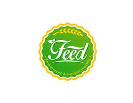 #144 para Design a Logo for 'FEED' - a new food brand and healthy takeaway store por iyospramana