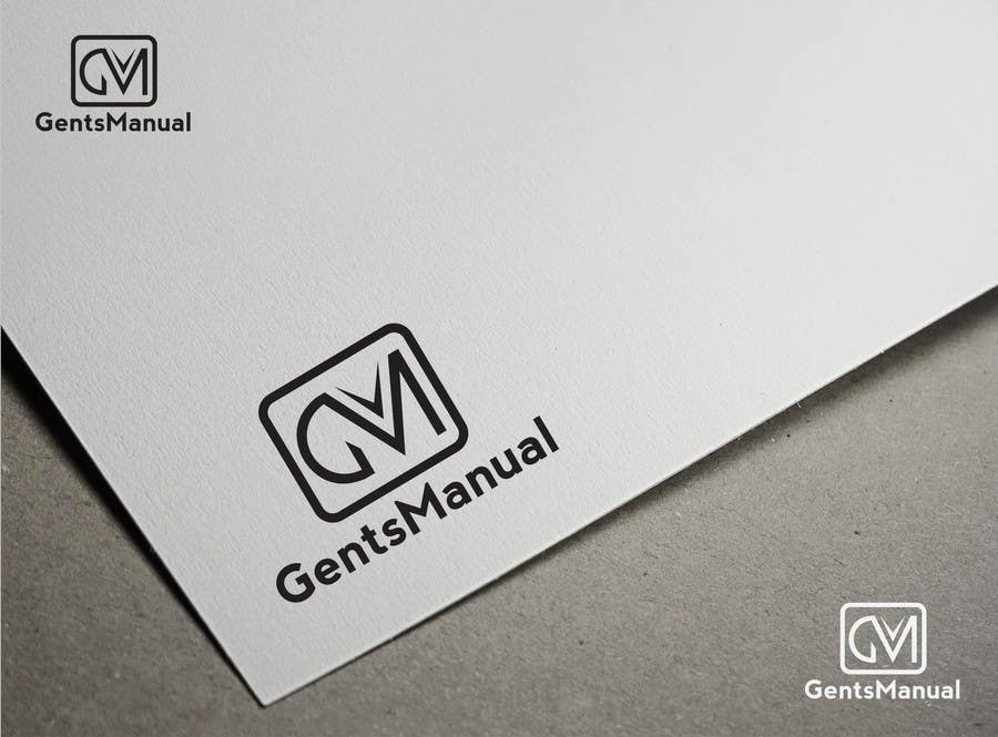 Contest Entry #123 for Design a Logo for GentsManual.com