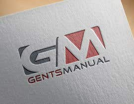 #57 för Design a Logo for GentsManual.com av cooldesign1