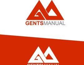 #61 para Design a Logo for GentsManual.com por nyomandavid