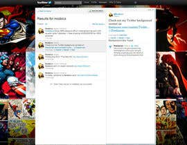 #14 for Twitter Background for Noobics Blog by Vmuscurel