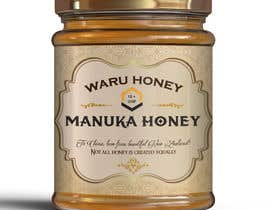 #37 for Waru Honey label by Gulayim