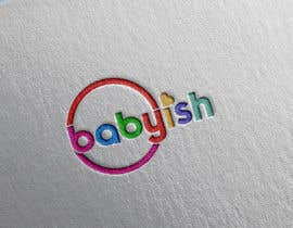 #197 for Logo for babyish by muzamilijaz85