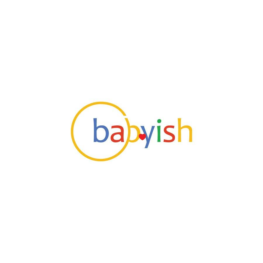 Contest Entry #                                        190                                      for                                         Logo for babyish
