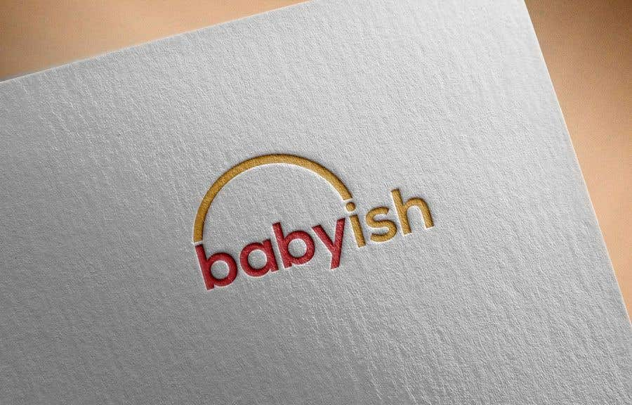 Contest Entry #                                        200                                      for                                         Logo for babyish