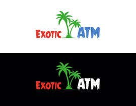 #43 for Design that says Exotic ATM by hossainpallab23