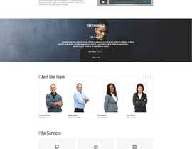 #1 para Design a Website Mockup for Memory Fortress de doubledude