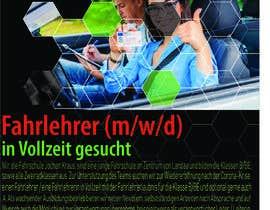 #10 für Poster for job advertisement for a driving school von HadyAbdelfatah