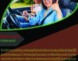 #14 für Poster for job advertisement for a driving school von HadyAbdelfatah