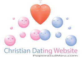 vasystaryj tarafından Design a Logo for a Christian Dating Website. için no 33