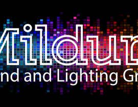 #11 para Design a Logo for Mildura Sound and Lighting Group por MaKArty