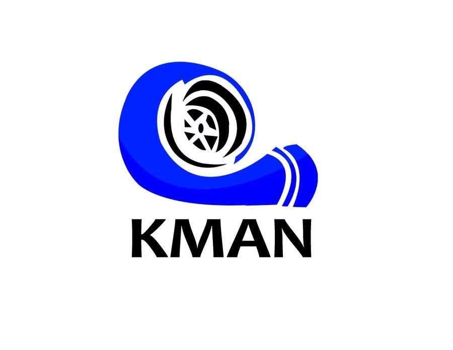 Konkurrenceindlæg #63 for Logo Design for KMAN